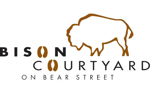 Bison Courtyard